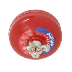 Firechief APS1 Fixed Position Automatic 1Kg ABC Dry Powder Fire Extinguisher
