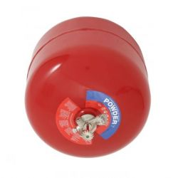 Firechief APS12 Fixed Position Automatic 12Kg ABC Dry Powder Fire Extinguisher