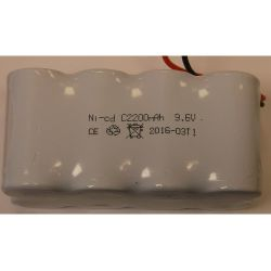 Channel Safety B/BATT/GROVE/3 Replacement Battery Pack For New Style Fittings