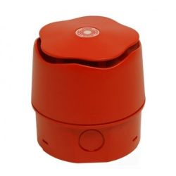 Hosiden Besson 903CHA6AO Banshee Excel CH IP66 Sounder With Deep Base - Red