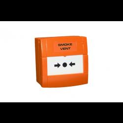 KAC M3A-A000SG-G015-01 Smoke Vent Release Call Point - Orange