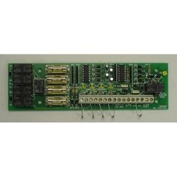 Tyco FireClass Precept C1437 4 Way Conventional Common Alarm Expansion Board - 2500032