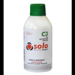 SOLO C3-001 Solo CO (Carbon Monoxide) Tester Aerosol 250ml