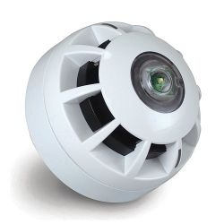 C-Tec CA451A/SW Compact Ceiling VAD & Sounder - White