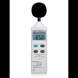 CEM DT8850 Sound Level Meter - Digital Dual Range