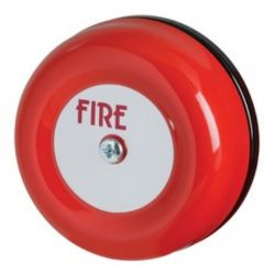 Fulleon CFB6D24 Fire Bell Sounder - 6 Inch Size