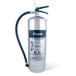 6 Litre Chrome AFFF Foam Fire Extinguisher 9217/00