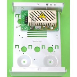 Dycon D-1545-X8-A 12V 5A Power Supply With Multi Indicator And Battery Charging & 8 Channel Output Splitter
