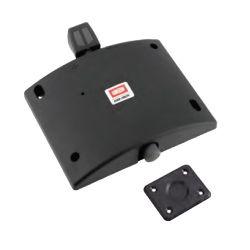 Union DoorSense Acoustic Release Door Hold Open Device - J-8755A-BLACK