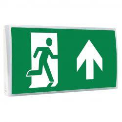 Channel Safety E/EX/ME LED Emergency Exit Sign