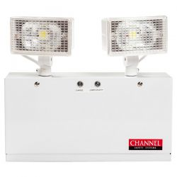 Channel Safety E/GR/NM3/LED/2 Grove LED Twinspot Emergency Light Fitting