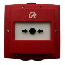 Eaton EF203BWCPWP BiWire Weatherproof Manual Call Point