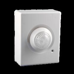EDA-A6030 Zerio Plus Wireless Sounder Beacon - White Electro Detectors
