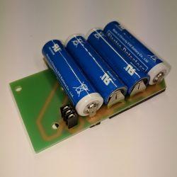 Electro Detectors EDA Batteries Assembly for Pre-Millennium Detectors - EDA-Q610