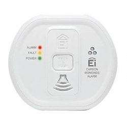 Aico Ei208 Carbon Monoxide Detector - Battery Powered