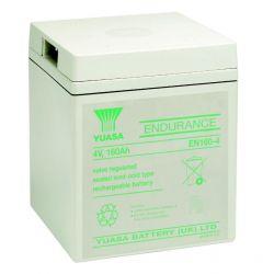 Yuasa EN160-4 Endurance Lead Acid Battery - 160Ah 4V
