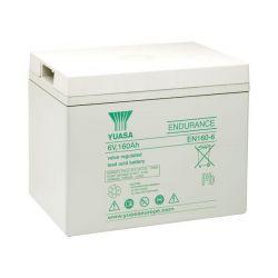 Yuasa EN160-6 Endurance Lead Acid Battery - 160Ah 6V