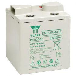 Yuasa EN320-2 Endurance Lead Acid Battery - 320Ah 2V