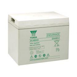 Yuasa EN480-2 Endurance Lead Acid Battery - 480Ah 2V