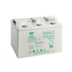 Yuasa EN540-2 Endurance Lead Acid Battery - 540Ah 2V