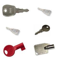 Engineers Fire Alarm Panel Key Pack - FAPKP