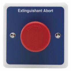 Haes ESG-2004 Esprit Remote Extinguishant Abort Button