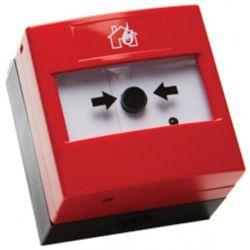 Nittan AS-MCP-W/P Sensortec AS Addressable Call Point - Weatherproof