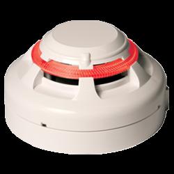 Nittan EV-PS Optical Smoke Detector With Sounder - Evolution Protocol