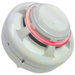 Nittan EV-PYS Evolution Analogue Addressable Optical Smoke Detector With Integral Sounder