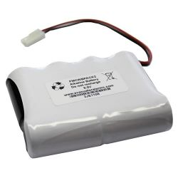 Evacuator FMCEVAWBPACK2 Replacement Battery Pack For Synergy Temporary Alarm System Devices