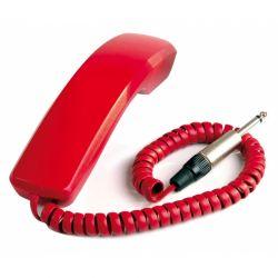 C-Tec EVC301/PH Roaming Fire Telephone Handset with Heavy Duty Jack Plug