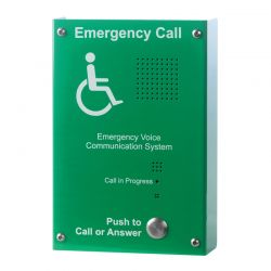 C-Tec EVC302GS Disabled Refuge System Outstation - Surface Mounted