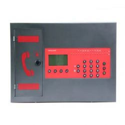 Honeywell EVCS-MPX-16 Emergency Voice Communication System Network 16 Master Panel