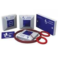 Honeywell EVCS-TAP Disabled Toilet Alarm Kit