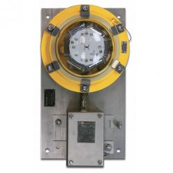 Pharos Marine FA-165EX Zone 1 Helideck Status Light