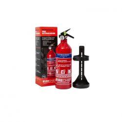 Firechief 1Kg Powder Home Fire Extinguisher - FAP1/RETAIL