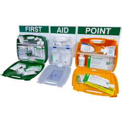 Evolution First Aid Point - Large - BS8599-1 Compliant - FAP32LG