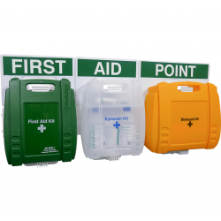 Evolution First Aid Point - Small - BS8599-1 Compliant - FAP32SM