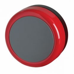 Fulleon FB/240/R/L 6 Inch Mains Fire Bell - Red - 230V AC