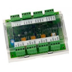 Fireclass FC410QRM Quad Relay Interface Module - 555.800.773
