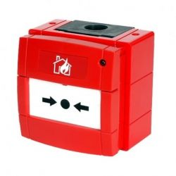 Fireclass FC421CP-I Addressable Weatherproof Manual Call Point With Isolator - 514.800.806
