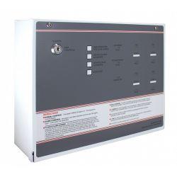 C-Tec FF384-3 FP4E Fire Alarm Control Panel - 4 Zone Conventional