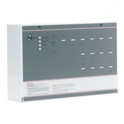 C-Tec FF392-2 FP 12 Zone Conventional Fire Alarm Control Panel