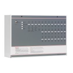 C-Tec FF524 MFP 24 Zone Conventional Fire Alarm Panel (Expandable to 28 Zones)