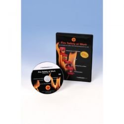 Fire Safety At Work Training DVD - 56056