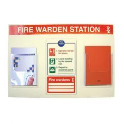 Fire Warden Station - 58045