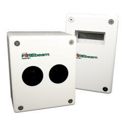 Beam Detector - The Fire Beam Company - Reflective Beam 5 - 40 Metre Kit - Fire Alarm Beam Detector