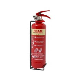 Firechief FMF1 Spray Foam Fire Extinguisher - 1 Litre