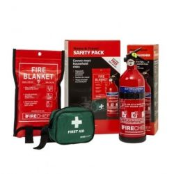 Firechief Home & Travel Safety Pack - FHSP1