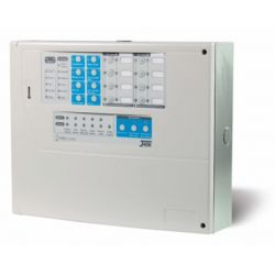 FireClass J408-4 Conventional Fire Alarm Control Panel - 4 Zone - 557.201.523